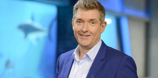 Dr Glen Richards from Shark Tank will judge the eight finalists at Pitch in the Paddock at Beef Australia 2018.